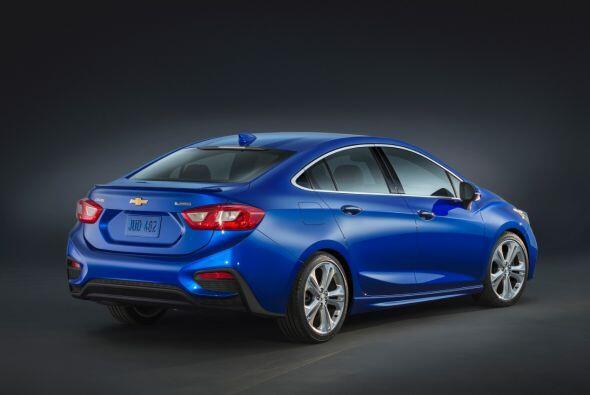 Esta nueva generación del Chevrolet Cruze cuenta con interesantes opcion...