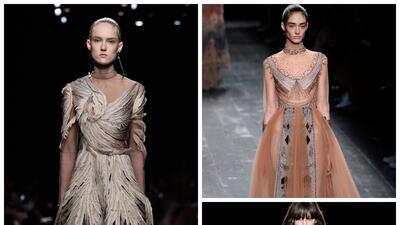 8 vestidos para usar hoy en la Casa Blanca (recién salidos del París Fashion Week)
