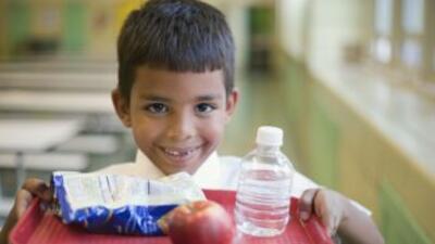 La alimentación es importante en el proceso de aprendizaje y pidieron al...