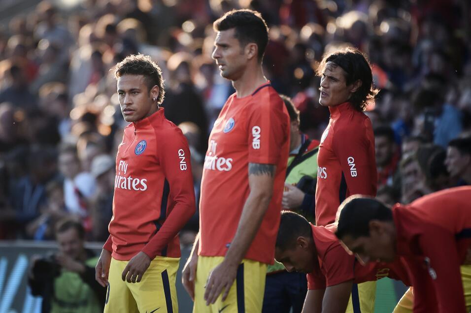 Neymar tuvo debut de ensueño en triunfo del PSG GettyImages-831084132.jpg