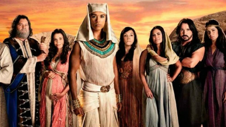 Esto es lo que esconden los peinados de 'José de Egipto'