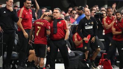 Los rumores del Tata Martino a 'El Tri' no distraen a Atlanta United de su objetivo de levantar trofeos