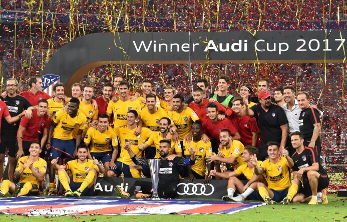 2. Atlético de Madrid (España)
