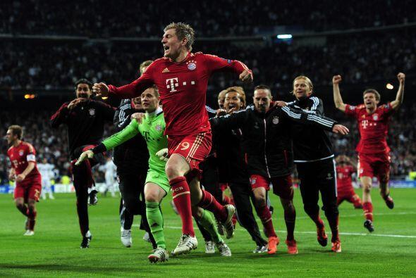 Bayern Múnich se metió en la final de la Champions luego de ganarle al R...