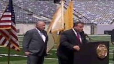 Gobernador de NJ anuncio que el estado comprara en su totalidad el casin...