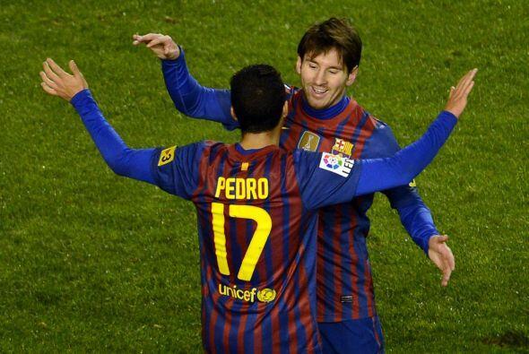 La goleada daba pie a saber que el partido ya era del Barcelona.