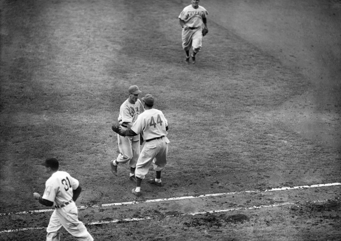 El camino de Chicago Cubs en su sequía de Serie Mundial AP_1630058794629...
