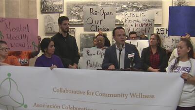 Organizaciones comunitarias piden más fondos para proveer servicios de salud mental