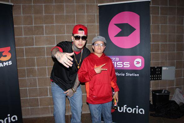 Latin Explosion 2015 - Baeza Meet & Greet