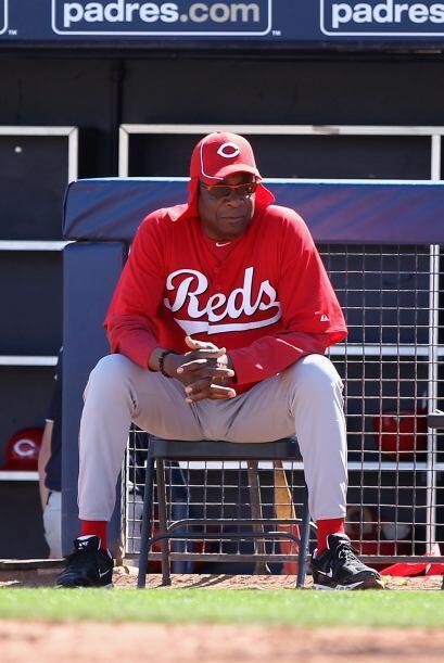 Dusty Baker llegará a su quinta temporada al frente de los Rojos y su nú...