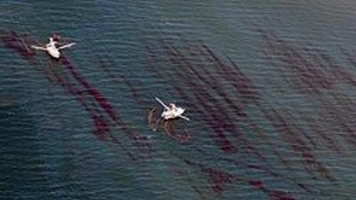 Fuga del Golfo lleva mucho metano, nueva preocupación 98fc055f52094eb491...
