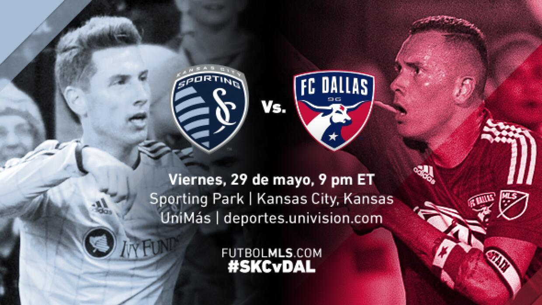 Sporting KC vs FC Dallas