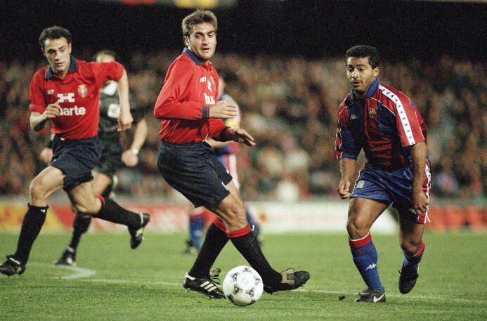 Buffon y los súper cracks que jamás ganaron la Champions League AP_94021...