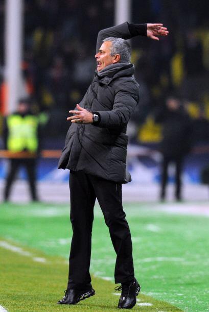 Si en algo se ha notado la mano de Mourinho en el Real Madrid es la recu...
