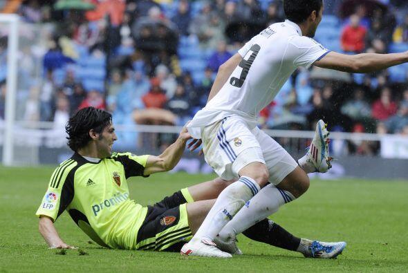 Zaragoza sumó un triunfo que vale mucho en su lucha por no descender. No...