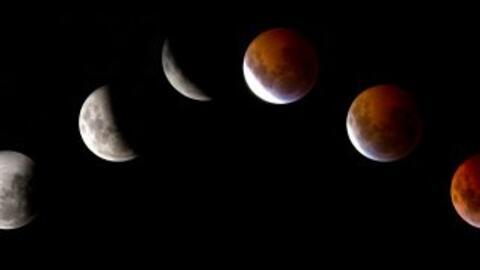 Los aficionados a la astronomía tuvieron la madrugada del martes...