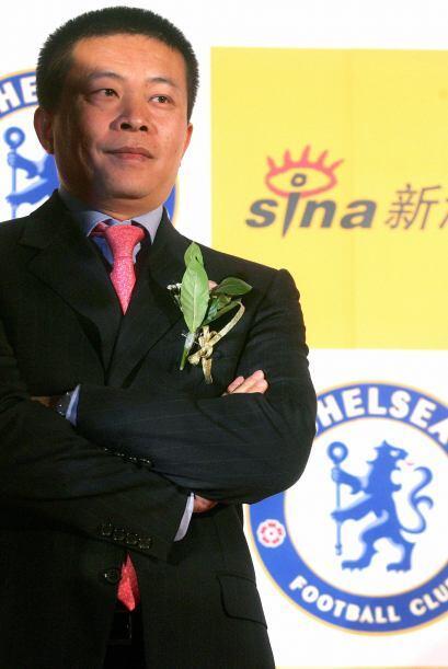 Entre los 100 más influyentes, se encuentra Charles Chao, CEO de sina.co...
