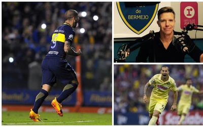 Darío Benedetto tiene un tatuaje de Boca Juniors en la piel y en...