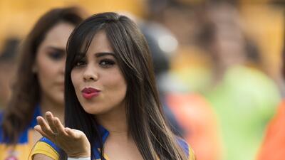 Ellas abanderaron la hermosura de la Jornada 16 de la Liga MX