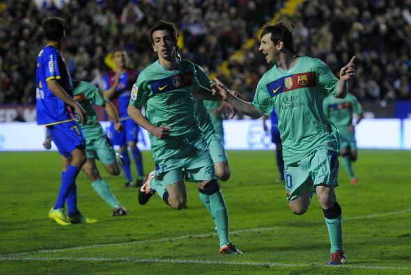 El Barça abre su semana grande. En siete días se decide su futuro europe...