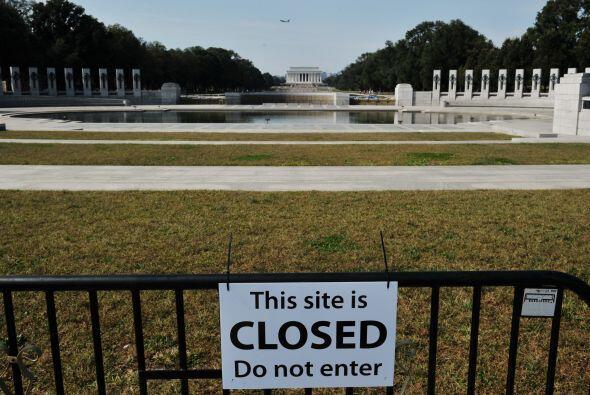 Además, el gobierno perderá ganancias y cuotas de parques nacionales e i...