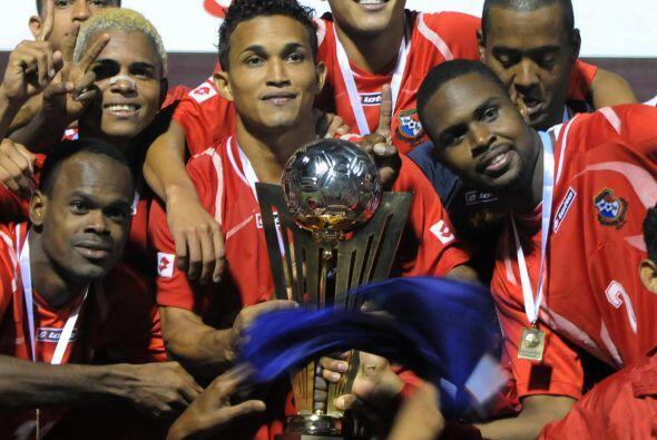 En el 2009 ganaron la Copa UNCAF y en la más eciente edición terminaron...
