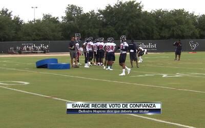 Contacto Deportivo Houston: Savage recibe voto de confianza