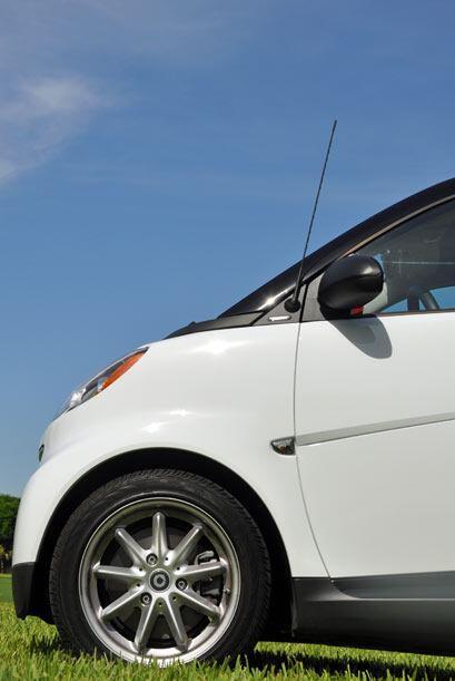 A pesar de su tamaño reducido, el smart integra numerosas tecnologías, a...
