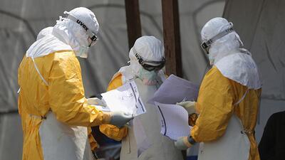Cinco mitos sobre el ébola