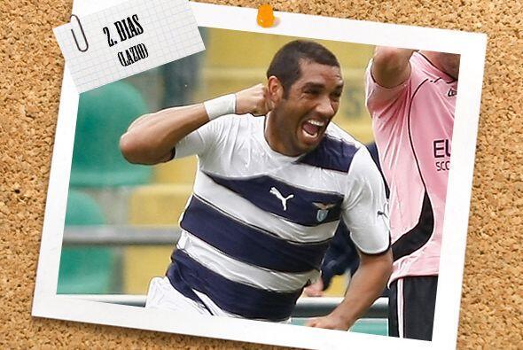Pasando a la Liga italiana, en la defensa tenemos a André Dias, el brasi...