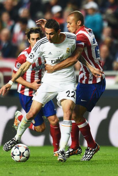 Ángel Di María.- Pieza fundamental del Real Madrid para la obtención de...