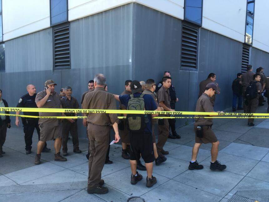 Investigan tiroteo en San Francisco, California