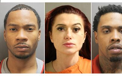Jaimian Sims, Tevin Brown y Kendra Kimball enfrentan varios cargos rela...