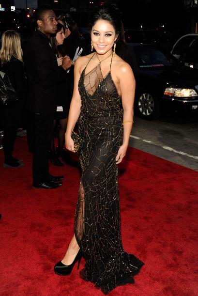 En 2012 Vanessa Hudgens comenzó a lucir una imagen extremadamante sexy....