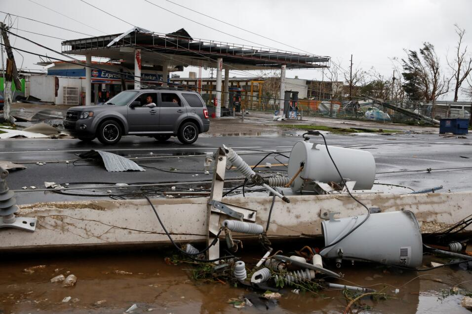 Life after Maria: Puerto Rico a month after the hurricane 2017-09-21t012...