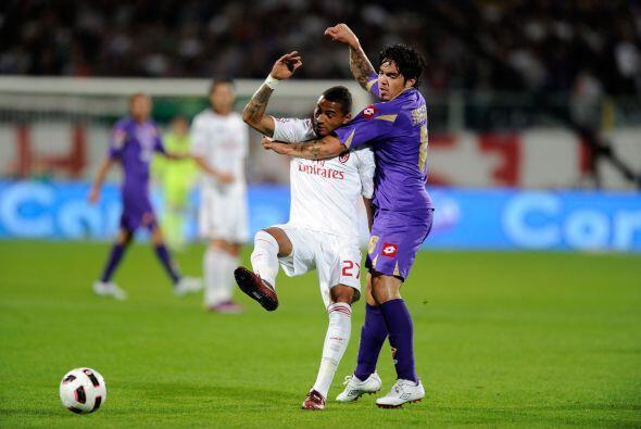 Juan Manuel Vargas marcó el gol del descuento al minuto 80.