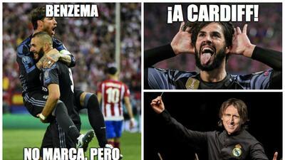¡A Cardiff! Benzema, Isco, Modric y los memes más divertidos de la Champions