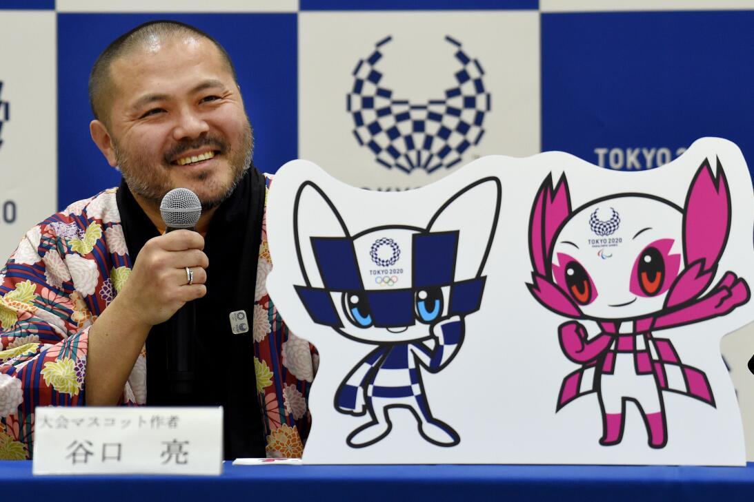 Mascotas para Tokio 2020 fueron elegidas por escolares japoneses gettyim...
