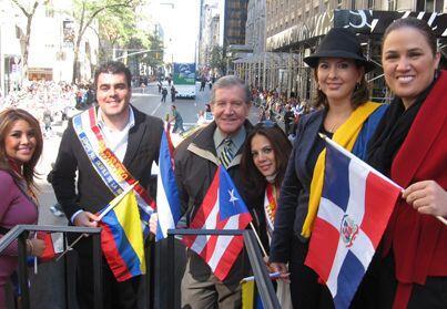 Univision 41 siempre festejando al lado de la comunidad. Saludos.