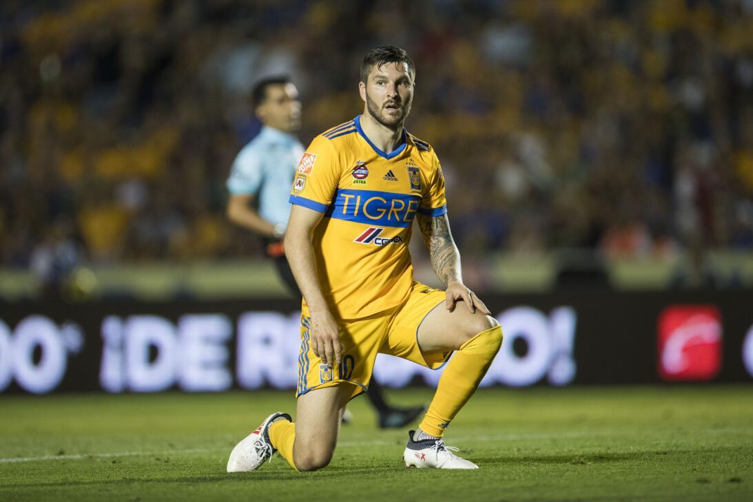 En fotos: ¡Qué golazo Sr. Gignac! Tigres vence por la mínima a Xolos 201...