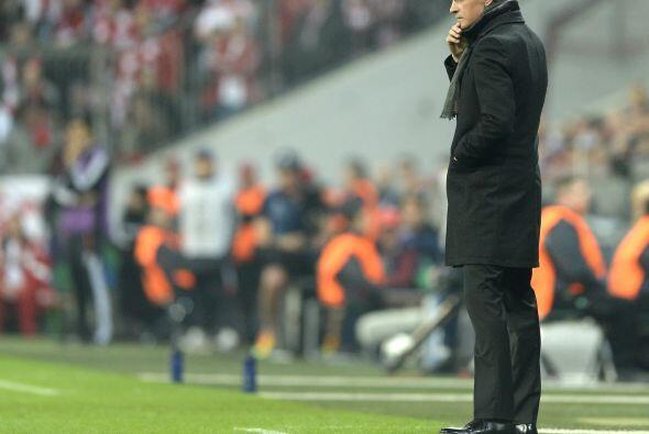 El técnico Tito Vilanova debía revolucionar a sus jugadores y hacer que...