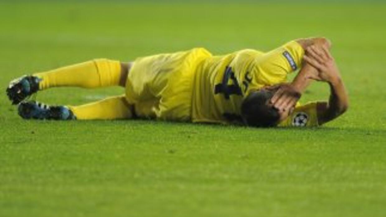 La derrota pegó mal en el plantel del Villarreal.