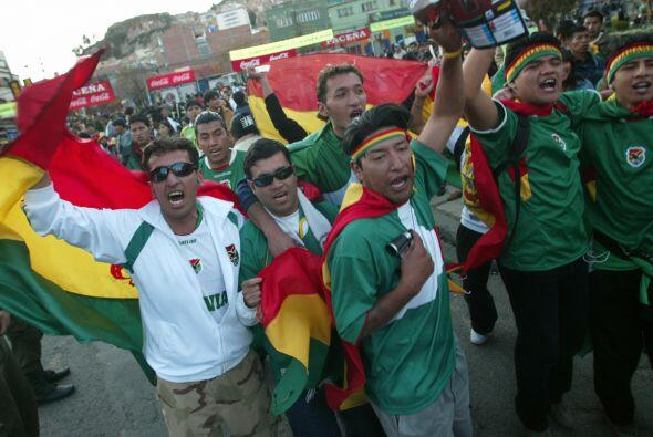El primer partido se remonta a la Copa América de 1993, en ese partido s...