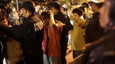 Se desata la violencia en Acapulco, México