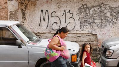 Violencia Centroamérica