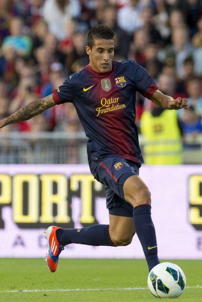 Mediocampista, Cristian Tello: Este canterano del Barcelona fue todo un...