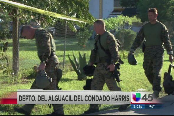 Un hombre murió en su casa luego de sacar un arma de alto calibre y disp...
