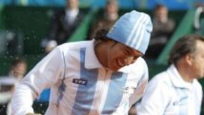 Argentina avanzó a las semifinales de la Copa Davis de tenis tras vencer...
