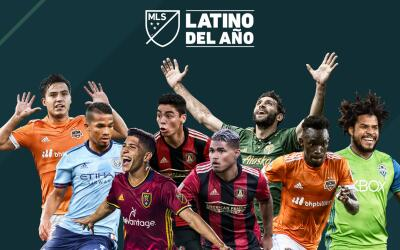 Latino del Año 2017 Top 8