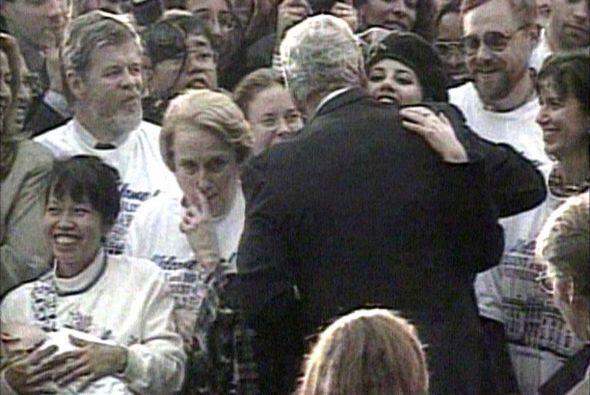 Pero todo pareció derrumbarse cuando trascendió que en 1995 y 1995, el p...
